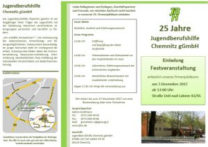 25 Jahre JBH Chemnitz